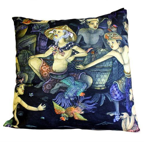 Cushion Cover - Bali Spirits - Country Guys