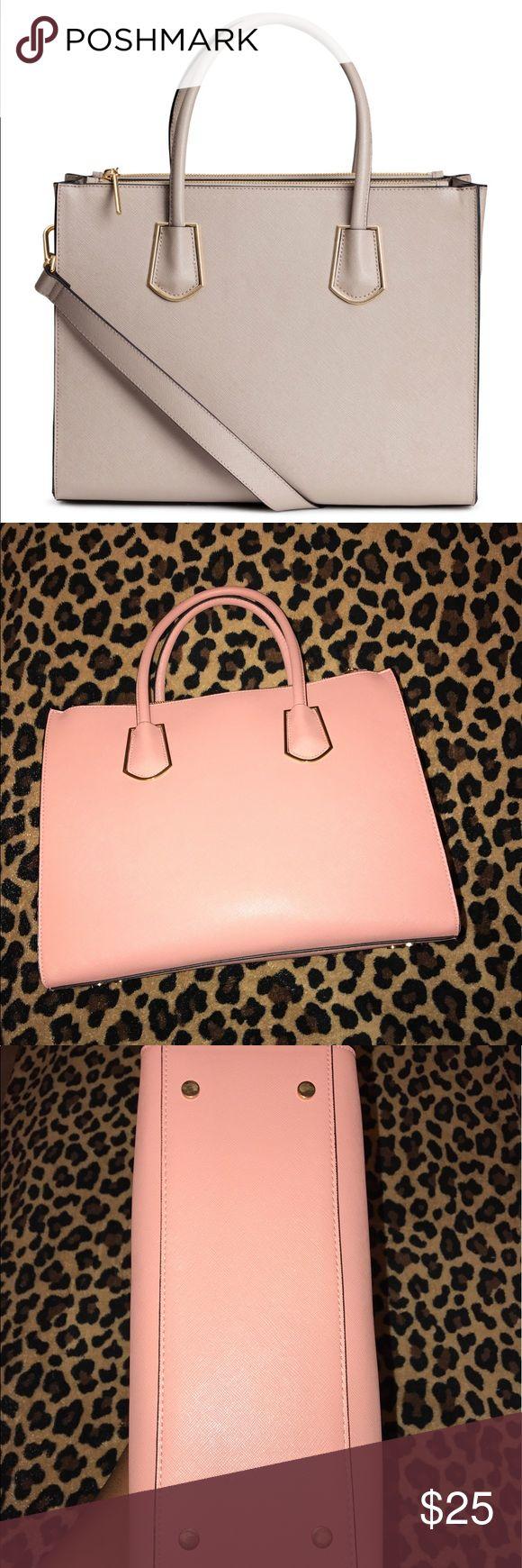 Pink Handbag 💕 Pink H&M Handbag, New, Never used H&M Bags Travel Bags