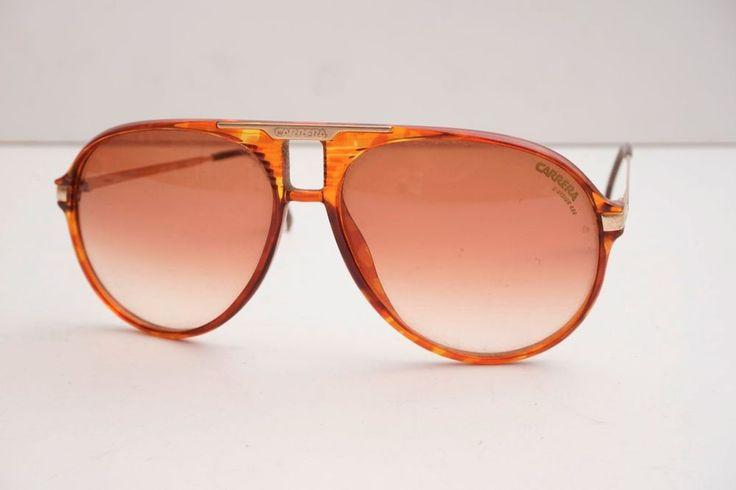Vintage CARRERA 5595 11 Sunglasses 60-14 130 C-Vision 400 - Tortuga styled