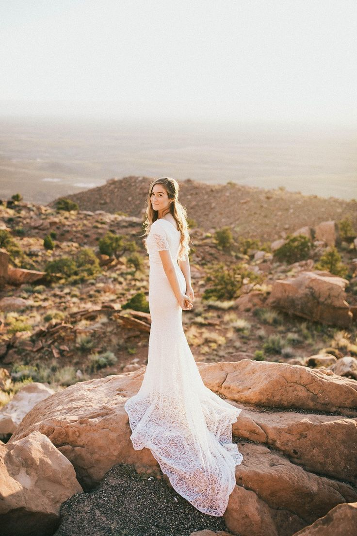 Modest Wedding Dresses With Sleeves Utah : Best images about wedding dresses on