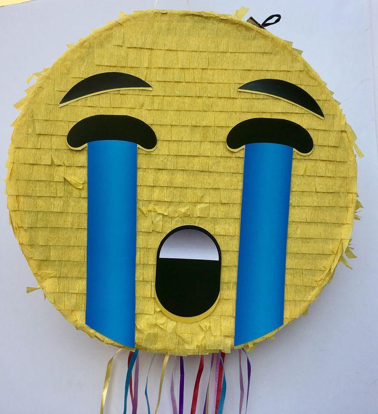 Fiesta de piñata EMOJI, emoticonos partido, partido de emoji de whatssap, tire de cadena Piñata de TRUSTITI en Etsy https://www.etsy.com/es/listing/512274643/fiesta-de-pinata-emoji-emoticonos