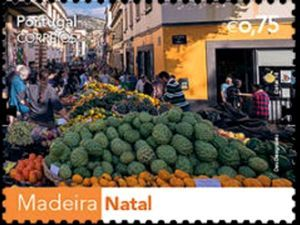 Stamp: Christmas (Madeira Islands) (Christmas and New Year Festivities) Mi:PT-MD 359