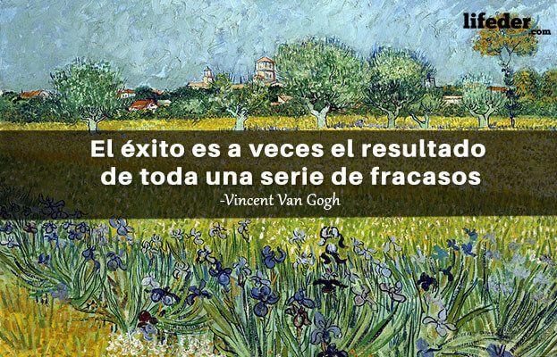 Las 65 Mejores Frases de Vincent van Gogh - Lifeder Vincent Van Gogh, Van Gogh Art, Artist Quotes, Positive Words, Poetry, Positivity, Mindfulness, Joy, Pretty Quotes