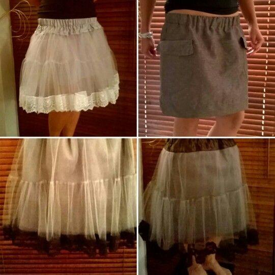 Tylove sukne