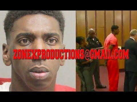 Baton Rouge Rapper Maine Musik FAINTS in court after