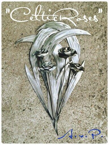 """""""CelticRoses"""" by A.v.P."""
