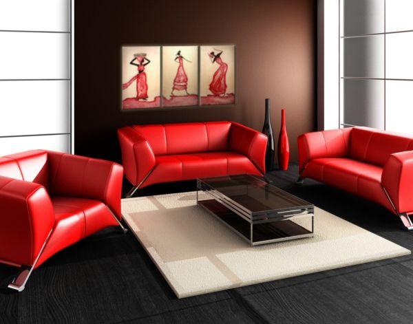 Vászonkép nappaliba. Modern dekorációk a KÉPafalra webáruháztól.