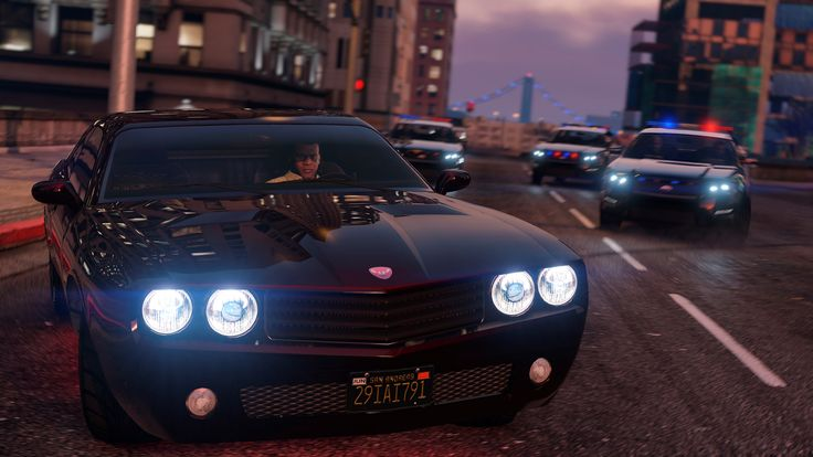 grand theft auto v backround hd (Creighton Black 3840x2160)