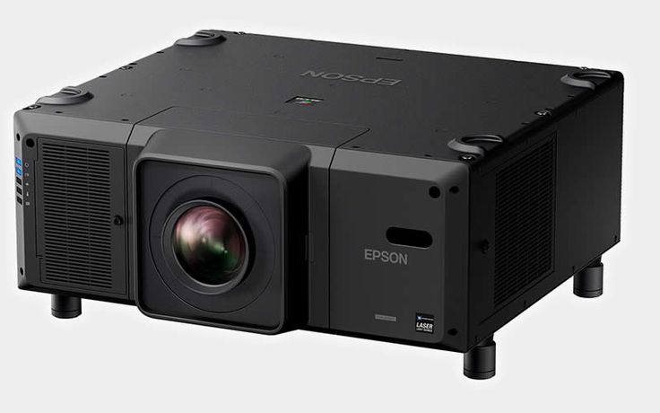 Dubbed as the first 25,000 lumens 3LCD laser projector in the world, this just unveiled stone from Epson features the company's 4K… #Gadgets