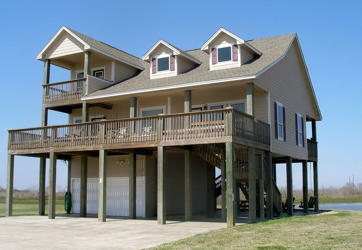 17 best images about vacation rentals in crystal beach texas on pinterest a well villas and home - Vacation houses at the seaside ...