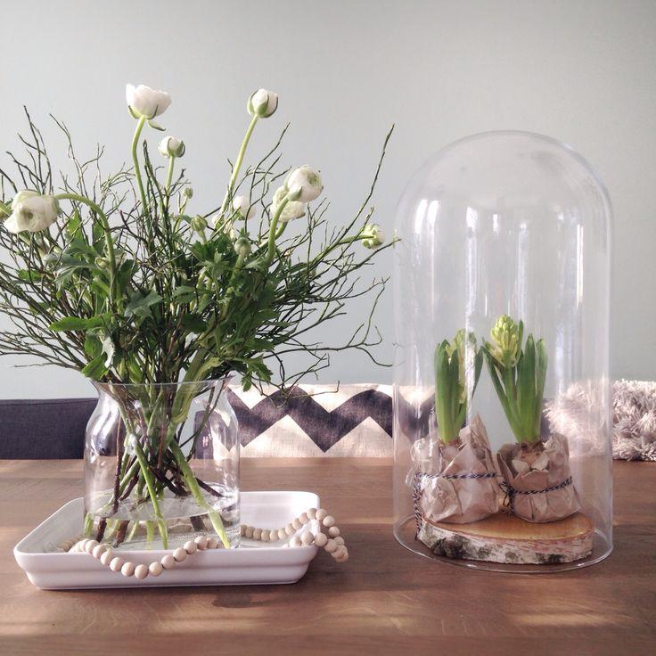 Voorjaar op tafel  | by elineberkhoff