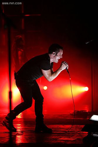 Nine Inch Nails Live @ Lollapalooza - Chicago, IL, 8.03.08 by Nine Inch Nails Official, via Flickr