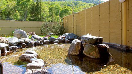 kiroro resort, hokkaido, natural hot baths