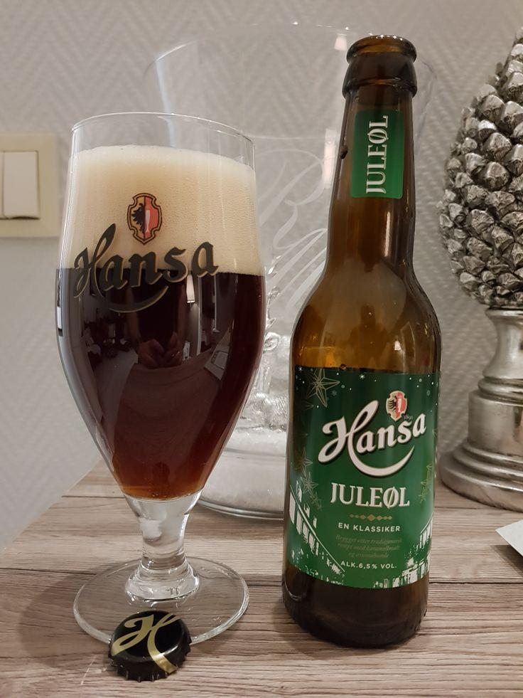 Juleøl 6.5% 2017 by Hansa Borg Bryggerier