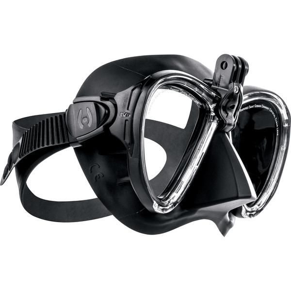 Attach this little mount to your Hollis M3 Mask, attach your Go Pro and never miss any of the action.  Suited specifically for the Hollis M3 mask this mount wil