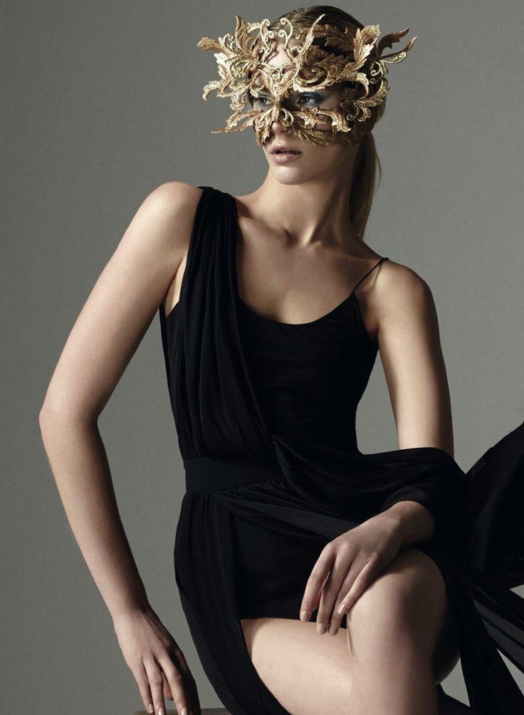 Juju Ivanyuk by Gorka Postigo for Harpers Bazaar Spain June 2013   visual optimism; fashion editorials, shows, campaigns & more!