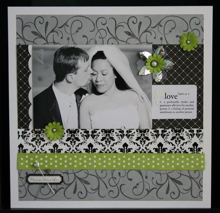 24 best Wedding Scrapbook Ideas images on Pinterest | Scrapbook page ...