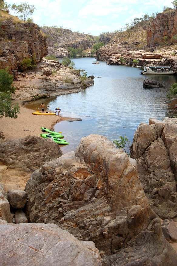AFAR.com Highlight: Nitmiluk National Park, Northern Territory, Australia