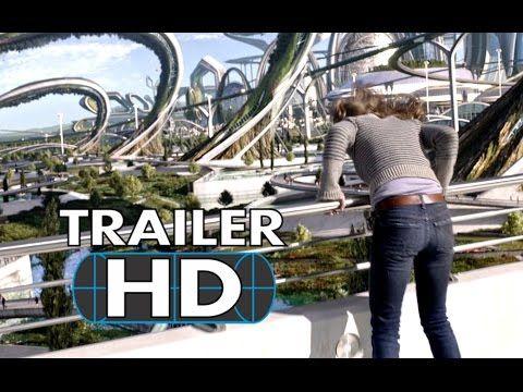 Tomorrowland Movie TRAILER (2015) George Clooney Disney HD