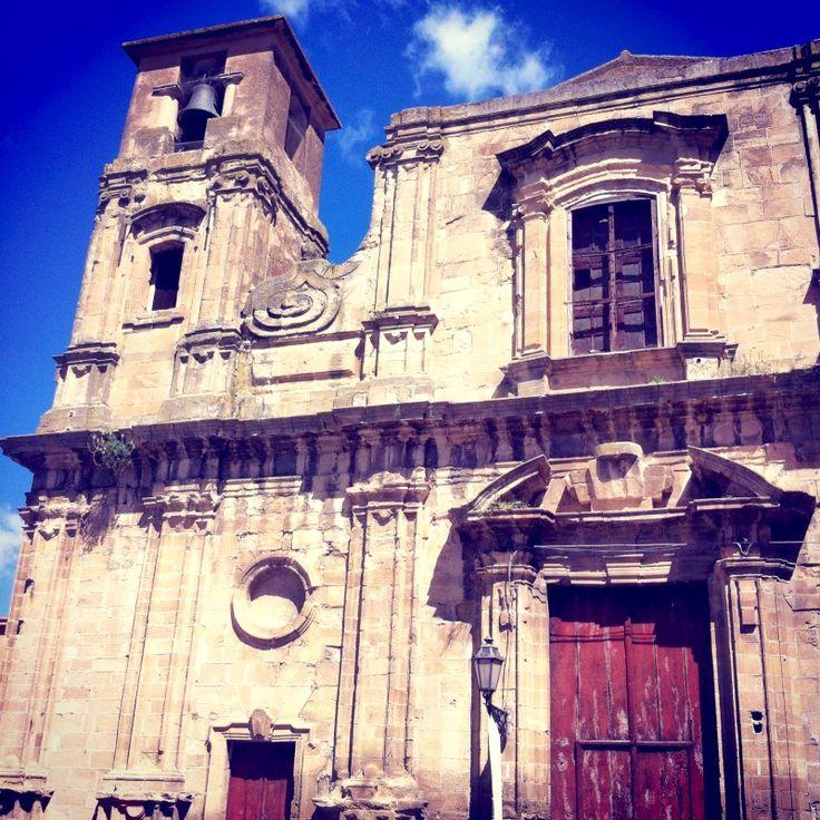 Church   5 Reasons to Visit Corleone, Sicily   BrowsingItaly.com