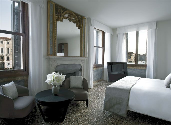 Back From Aman Canal Grande Venice Hotels Design Hotel Interior
