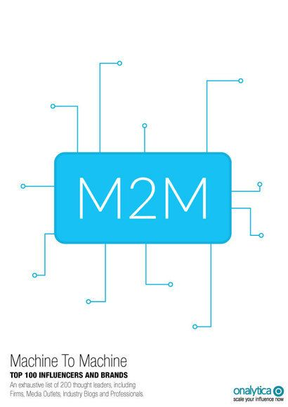 M2M Top 100 Influencers and Brands