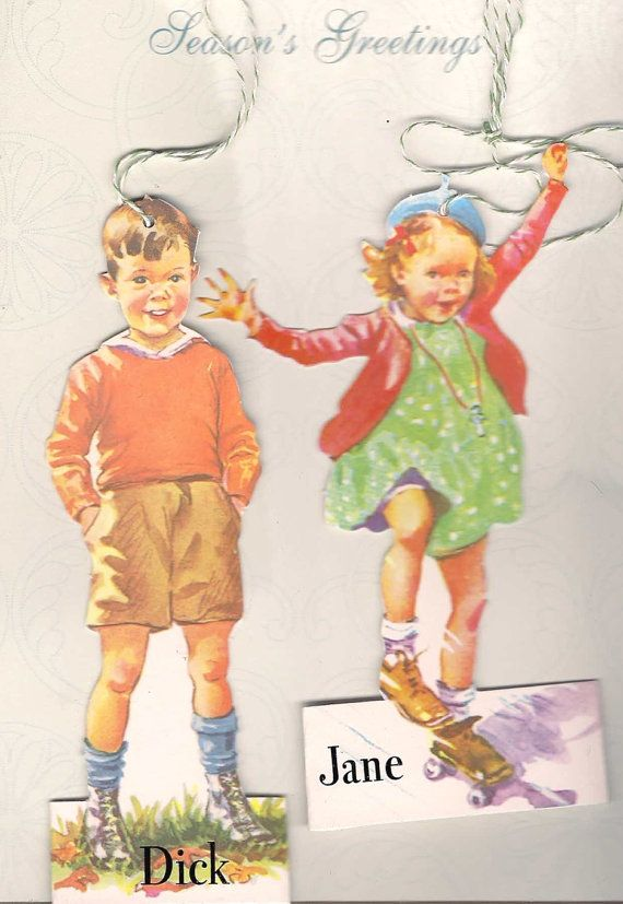 dick and jane a christmas story