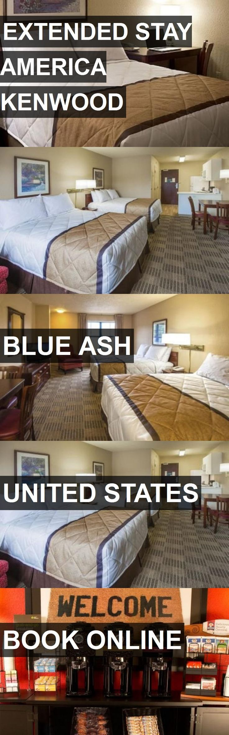 Hotel EXTENDED STAY AMERICA KENWOOD in Blue Ash, United States. For more information, photos, reviews and best prices please follow the link. #UnitedStates #BlueAsh #EXTENDEDSTAYAMERICAKENWOOD #hotel #travel #vacation