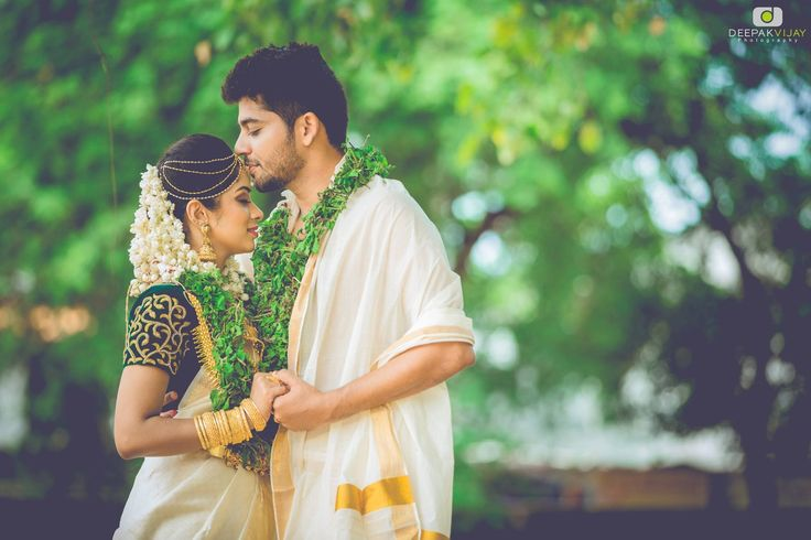 Exclusive! Diya Menon & Karthik Subramanian – Wedding Ceremony In Kerala #CelebrityWedding #Wedding #Diya Menon #Karthik Subramanian #WeddingPhotography #Deepak Vijay Photography #Bronzer Bridal Makeup Artist #Ezwed