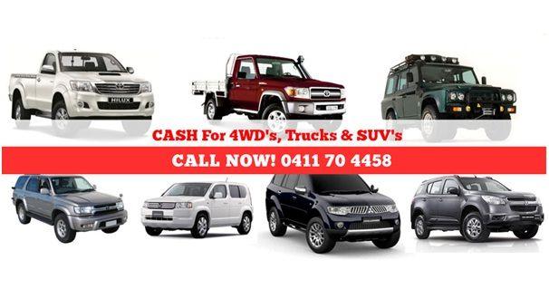 We Buy Cars Trucks 4x4s Vans In Melbourne We Buy Cars Trucks