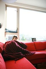 Easy Knitting: Ravelry: A Blanket For Seriously Cold People pattern by Sylvia Bo Bilvia