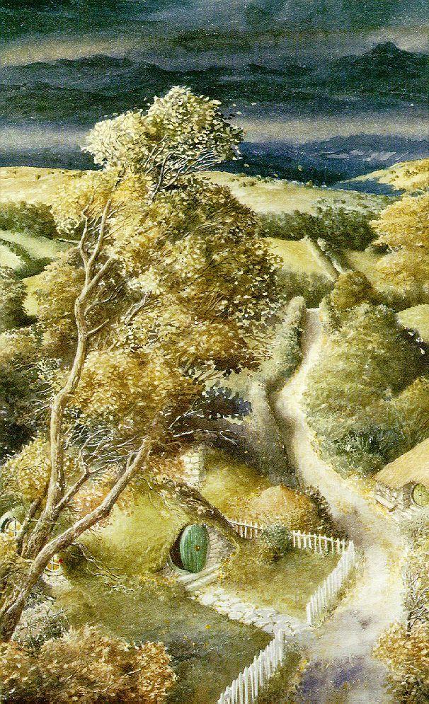 Shealynn's Faerie Shoppe: Alan Lee, Illustrator of Middle-Earth