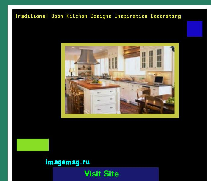 Traditional Open Kitchen Designs Inspiration Decorating 200534 - The Best Image Search