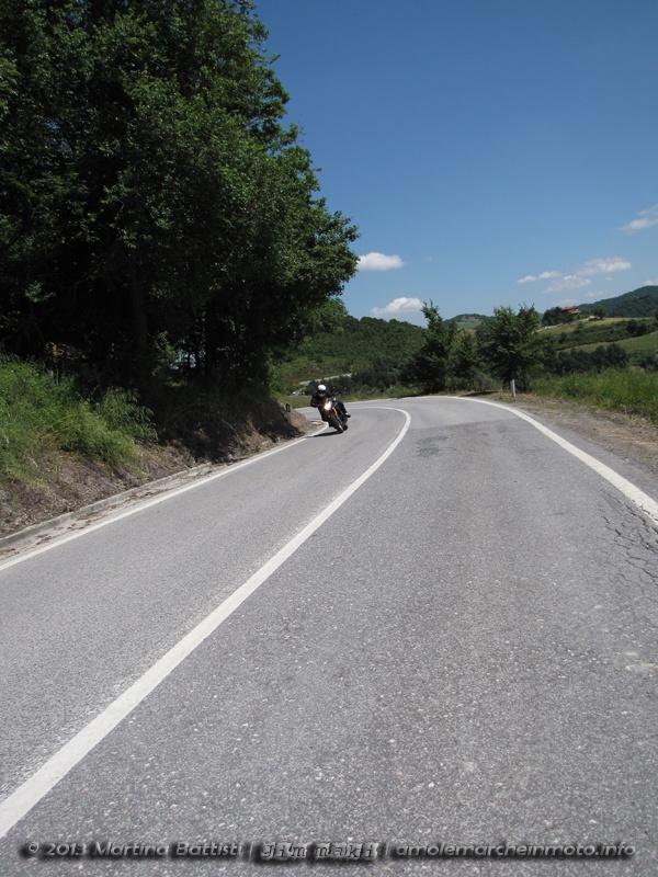 Le Capute, tra Urbania e Urbino