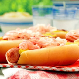 ... leftover easter eggs blue cheese deviled dogs recipe from see more 3
