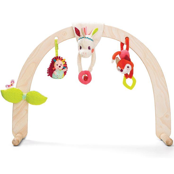 Arche en bois Lilliputiens - 49.99 €.