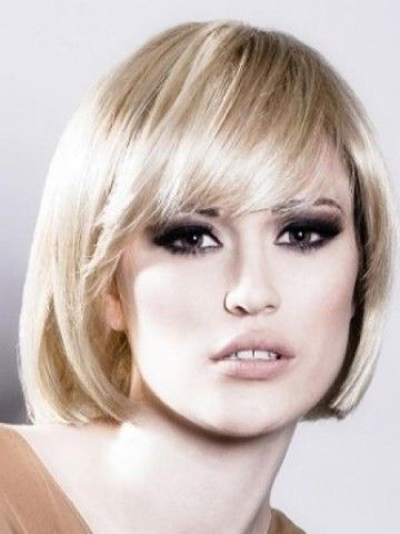short and medium hairstyles for girl with oval faces (mit