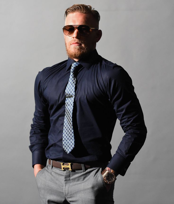 Conor McGregor's Winning Fashion Style: Discover the Suiting Aficionado