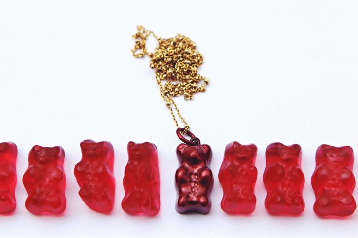 Maggoosh Jewelry #gummybears