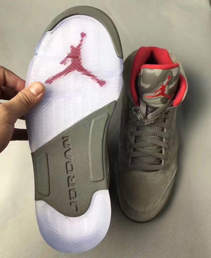 Air Jordan 5 Reflective Camo Release Date 136027-051