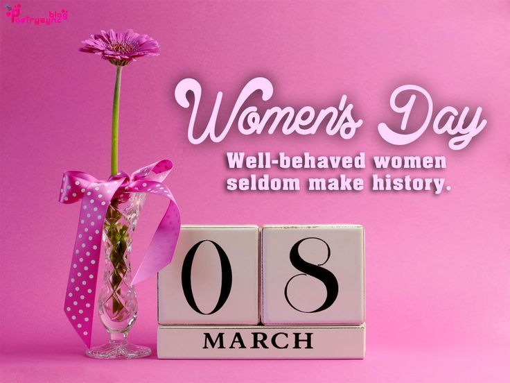 Image result for vintage happy international women's day