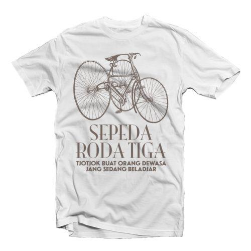 Sepeda Roda 3   Oleh AEE