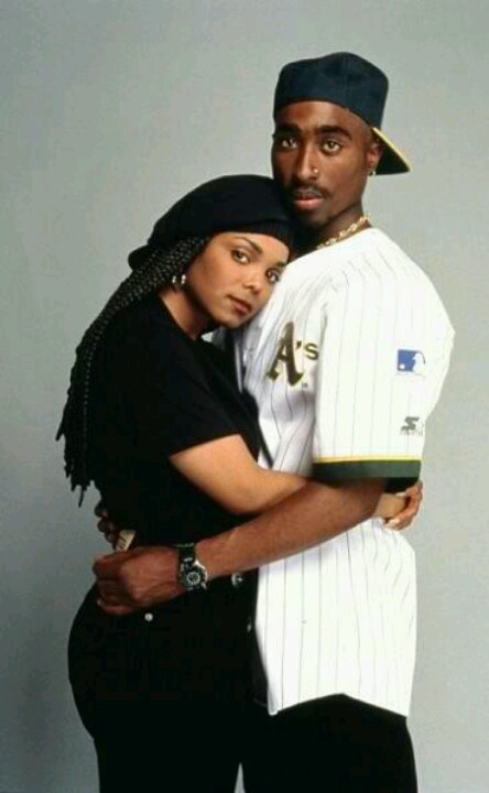 Tupac Janet . Poetic Justice