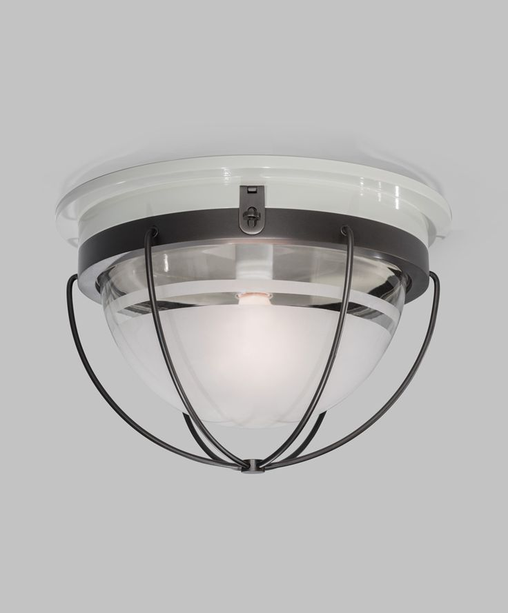 Check out the Malplaquet Flushmount light fixture from The Urban Electric Co.