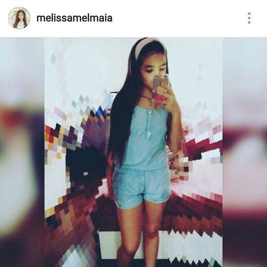 Para arrasar no look jeans, que tal seguir as dicas da atriz Mel Maia? A diva apostou em uma combinação despojada, sem perder a feminilidade e o romantismo. #karapalida #verão2017 #jeans #denim