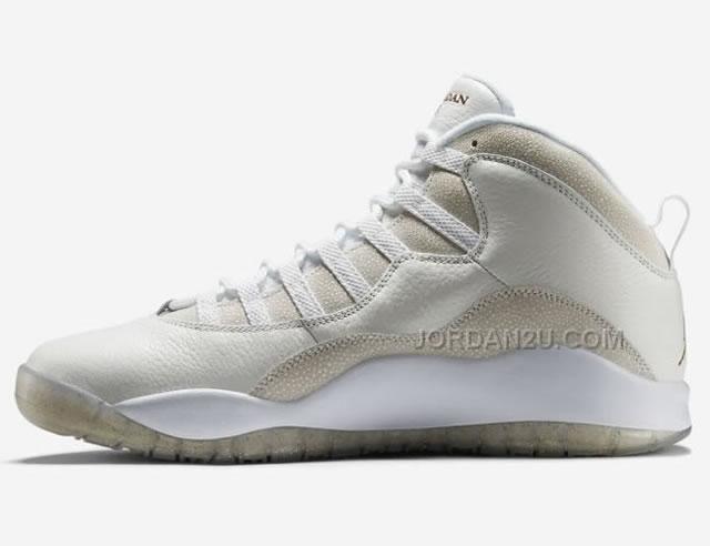 Drake x Air Jordan 10