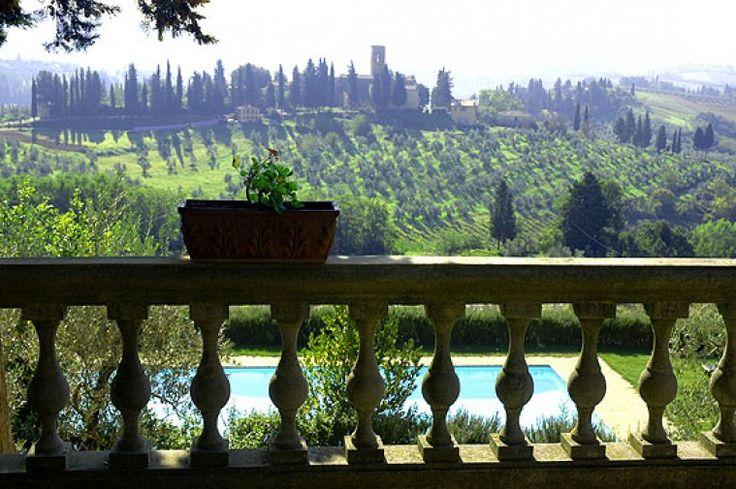 Tuscany luxury holiday rental, Vineyard Views  | Amazing Accom