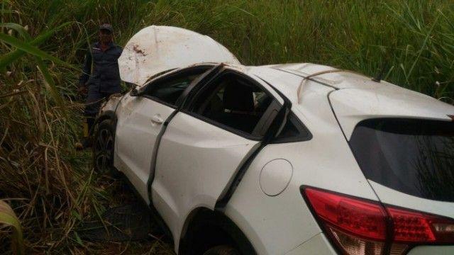 #News  Cinto de segurança evita tragédia na BR-116, no Leste de Minas