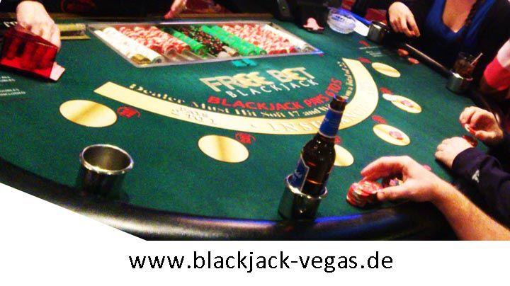 Blackjack vegas minimum bet
