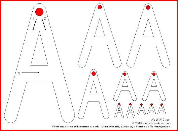 Grafia de letras